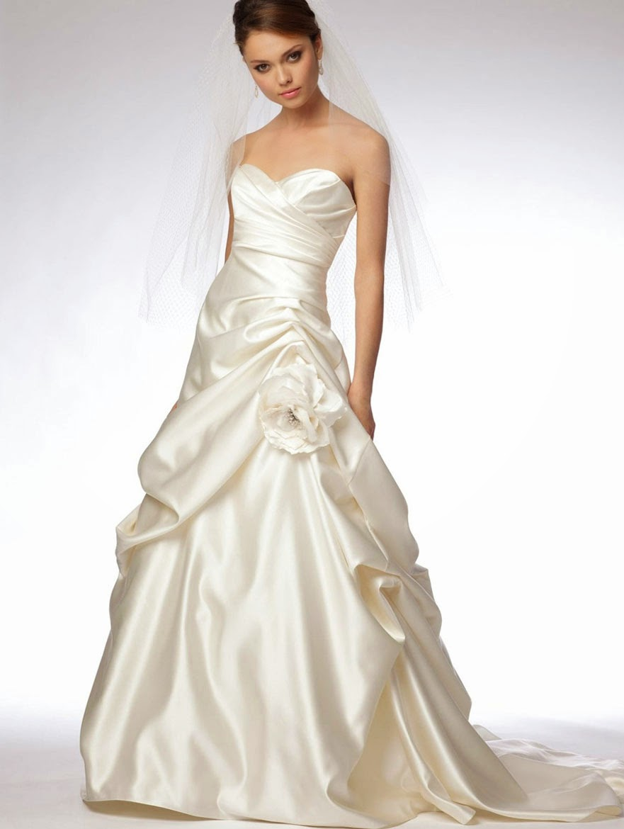 Cheap Ivory Casual Wedding Dresses 83