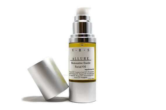 Restorative Exotic Facial Oil Serum, Allure