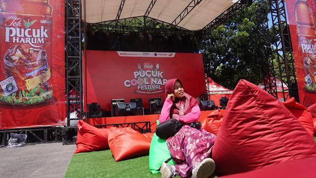 Panggung Utama Pucuk Coolinary Festival Jogja