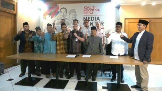 Alumni 212 Kawal Maruf Amin akan Perjuangkan Kepulangan Rizieq Shihab