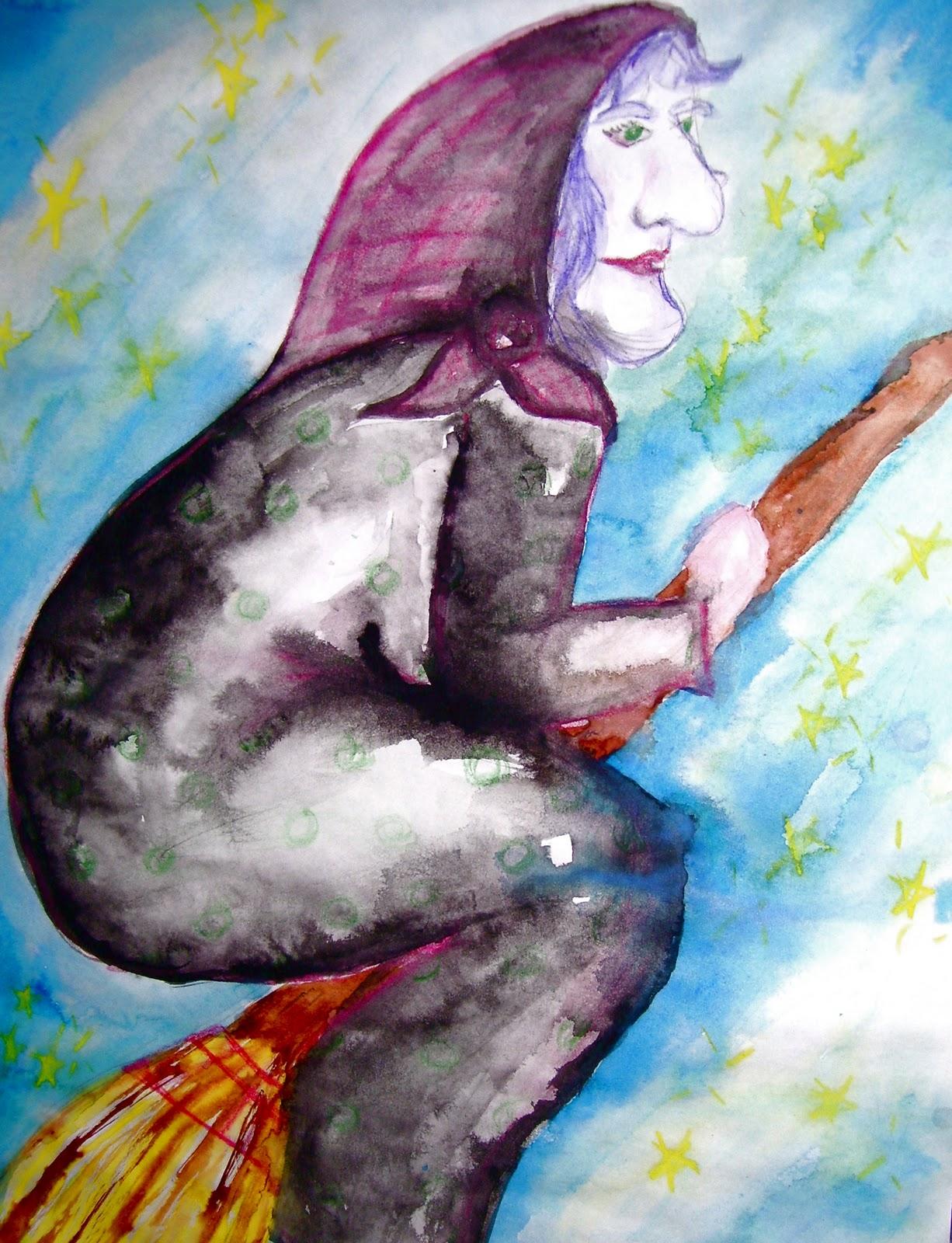 la befana the italian christmas witch - Italian Christmas Witch