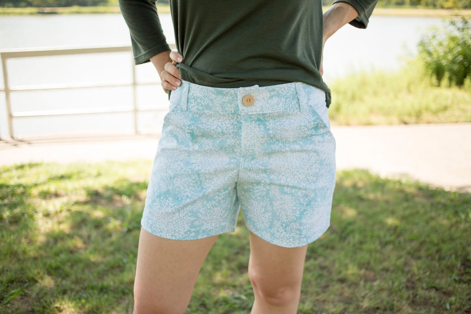 PDF Sewing Pattern for shorts