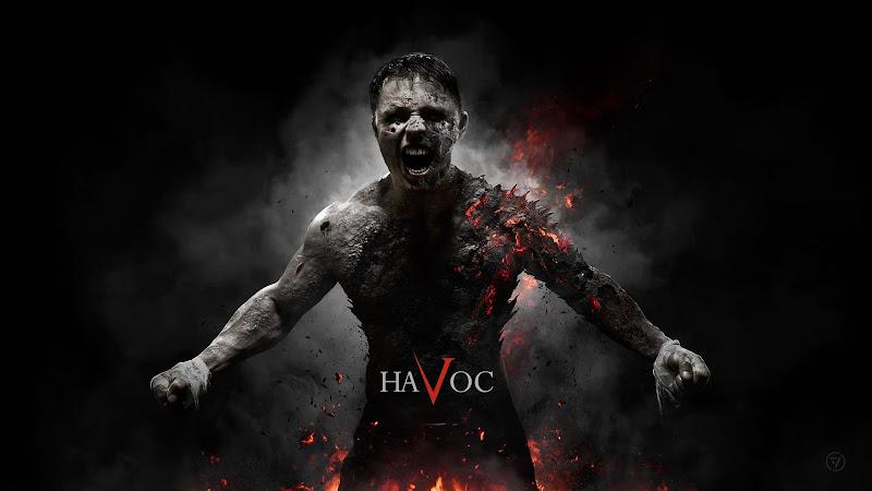 Havoc: Hot Digital Art Illustration HD