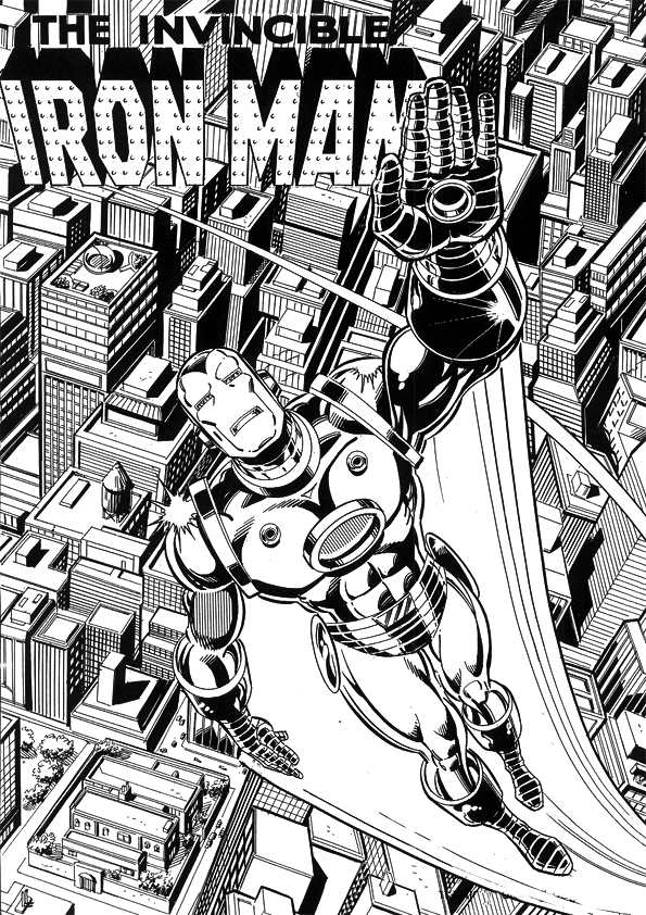 marvel comic coloring pages - iron man coloring pages printable best gift ideas blog