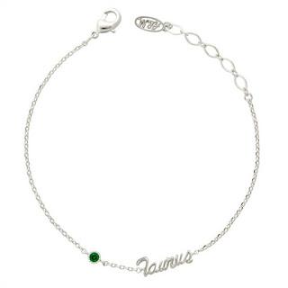 Zodiac Jewellery Blog Taurus Bracelet Astrid and Miyu