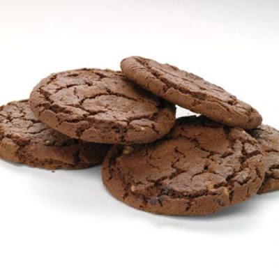 Chocolate malt cookies recipe