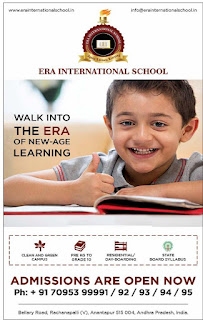 ERA INTERNATIONAL SCHOOL