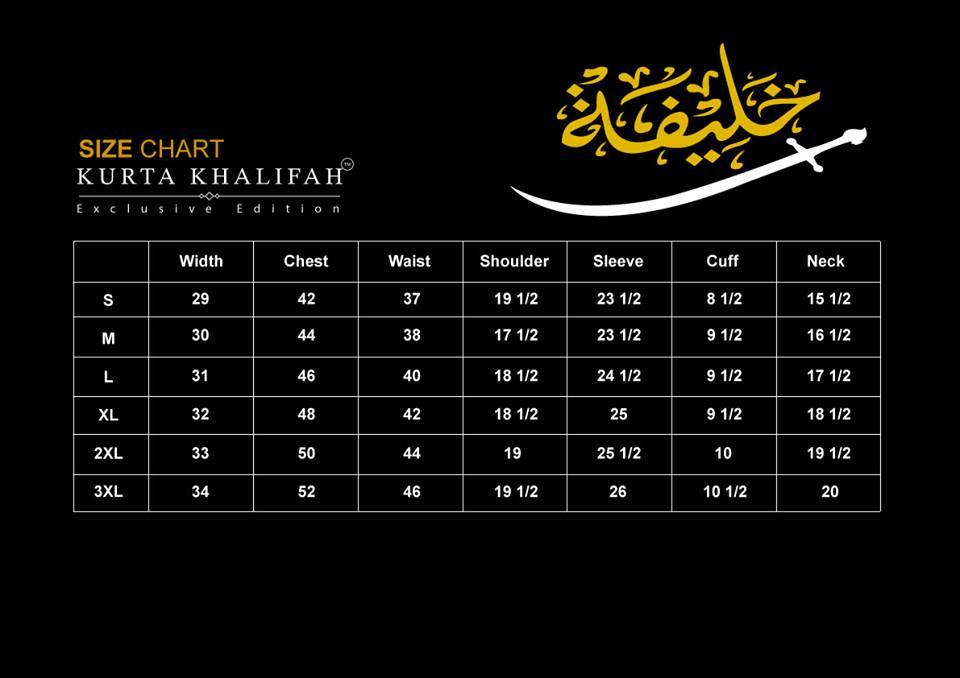 Busana Khalifah Exclusive Brand islam lelaki jubah kurta