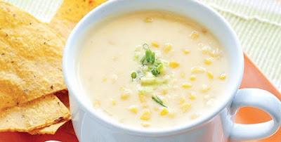 Mungkin saat Anda pergi ke kfc atau mcd Cara Membuat Sup Cream Jagung