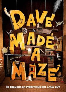 Dave Made A Maze (2017)