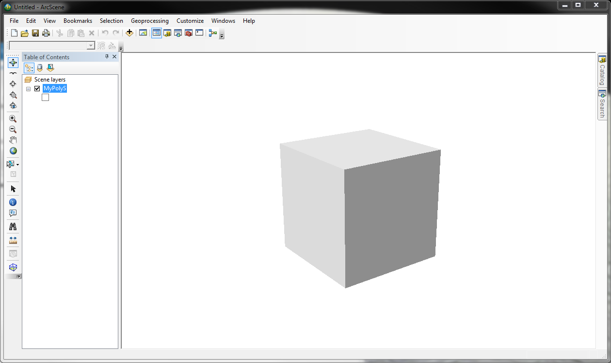 GeospatialPython com: 3D Multipatch Shapefile in Pure Python