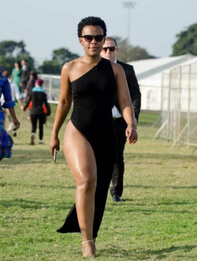 Zimbabwe wants celebrity at carnival 'if she wears panties'