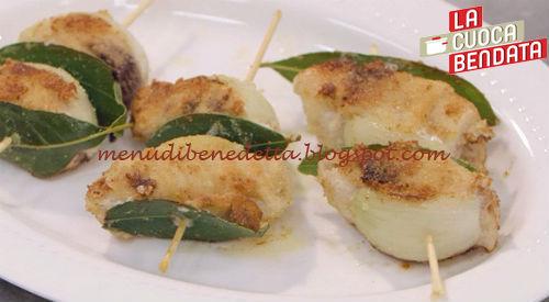 La Cuoca Bendata - Involtini di pesce spada ricetta Parodi