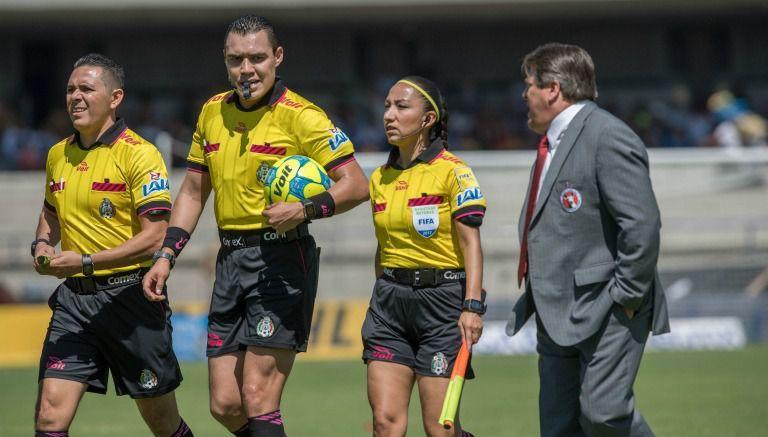 Huelga de árbitros en el futbol mexicano Liga MX, 10 de marzo 2017 | Ximinia