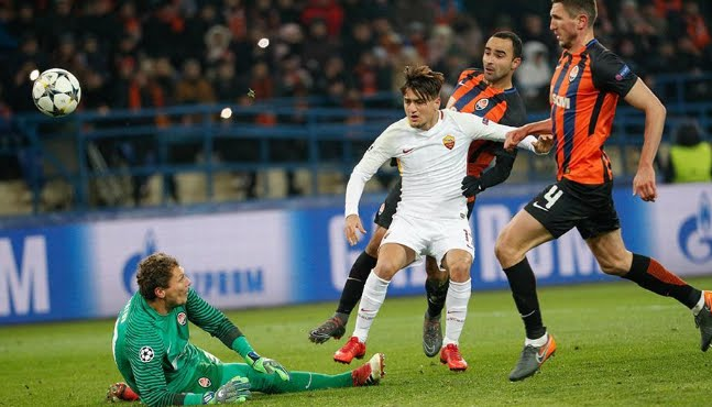 Rojadirecta Roma-Shakhtar Donetsk Streaming Live: come vederla Gratis Online con cellulare Android iPhone