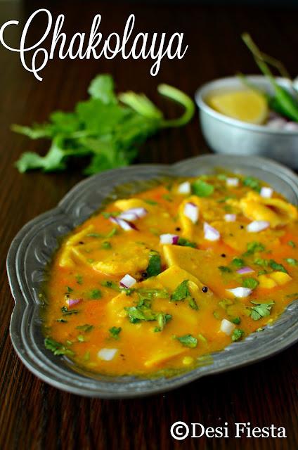 Varan Phal recipe
