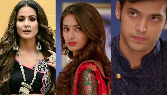 Mindblowing Twist : Komolika returns to snatch Prerna's love Anurag in Kasauti Zindagi Ki 2