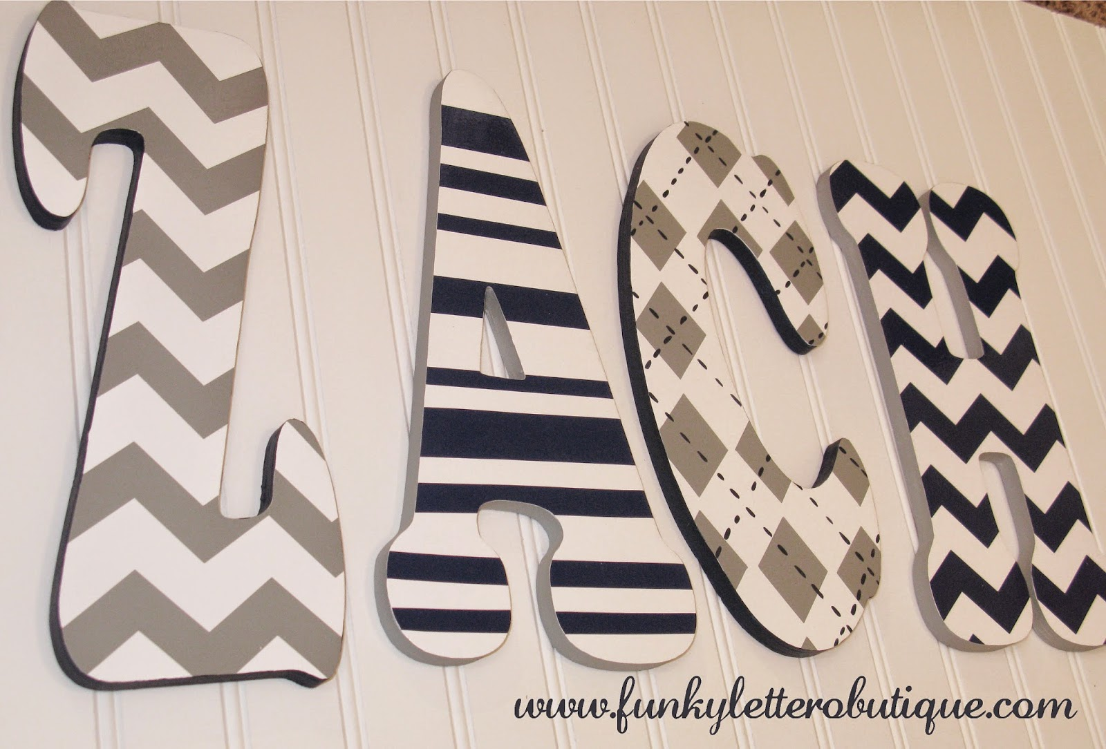 The Funky Letter Boutique