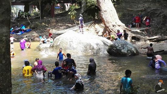 Percutian Hujung Minggu - Ulu Kenas, Kuala Kangsar