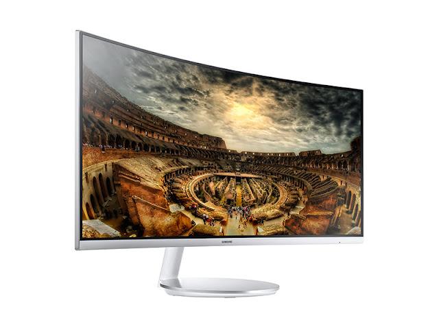 Monitores Curvos de Samsung mejoran la productividad en el trabajo