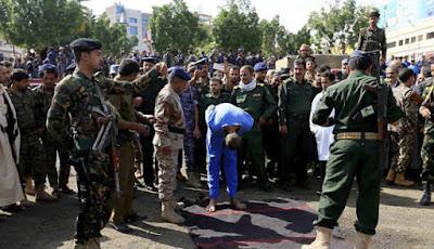 Hukuman mati pedofil di Yaman