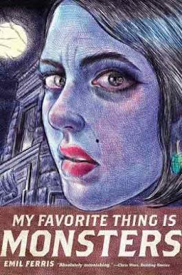 My Favorite Thing Is Monsters (2018) Sinopsis