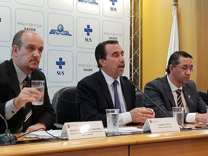 Ministério lança plano de emergência e abre 8.517 vagas para repor lugar de cubanos no Mais Médicos