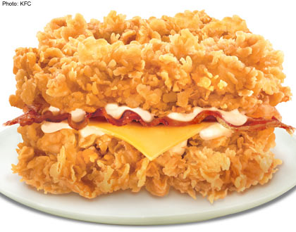 Here There Everywhere Is Kfc Malaysia Launching The Zinger