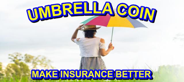 Umbrella Coin Membuat Asuransi Menjadi Lebih Baik