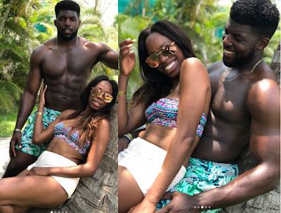 Couple goals! See photos of Yvonne Orji And Emmanuel Acho on romantic vacation