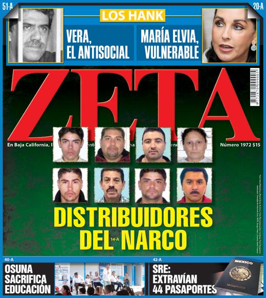 Borderland Beat: The root of drug trafficking in Baja-ZETA magazine