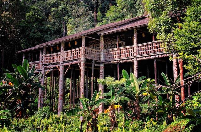 15. Sarawak Cultural Village