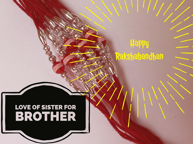 raksha bandhan letter to a brother in hindi