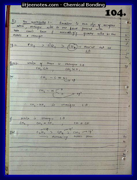 Chemical-Bonding Notes class 11-8