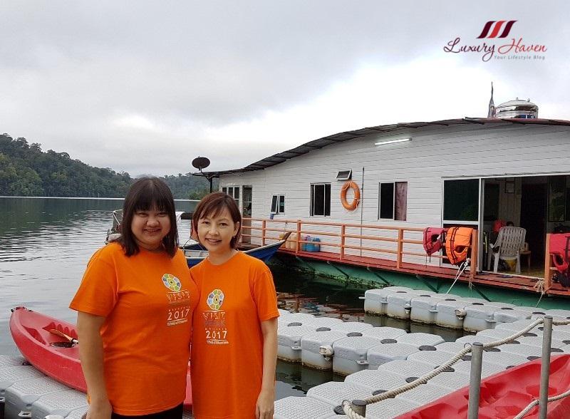 visit perak 2017 arus belum houseboat review