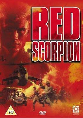 Sinopsis Film Red Scorpion (1998)