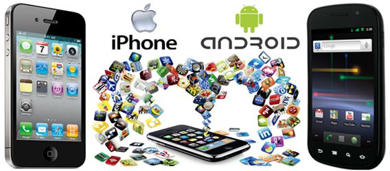 Itune and android apps
