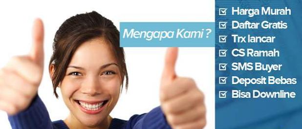 Agen Pulsa Murah 2016 Transaksi Lancar ONLINE 24 JAM