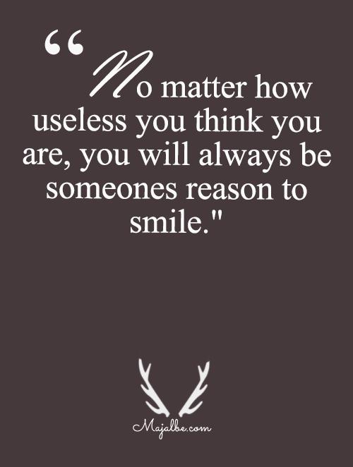 Someones Reason