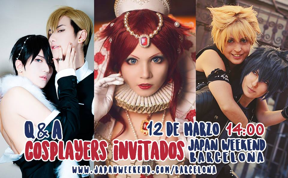 Japan weekend barcelona ltima sus preparativos para este for Eventos en barcelona este fin de semana