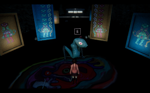 Yume Nikki: Dream Diary Gameplay