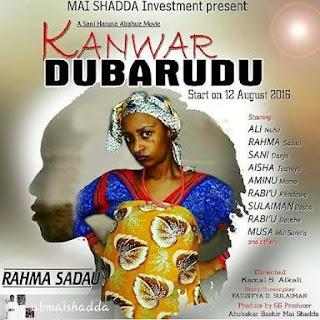 "[Video] Download ""Kanwar Dubarudu"" 2017 Hausa Movie 3&4"