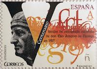 V CENTENARIO REGLAS DE ORTOGRAFÍA ESPAÑOLA  DE DON ELIO ANTONIO DE NEBRIJA EN 1517