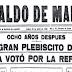 """El """"Pucherazo"""" monárquico de 1931"""