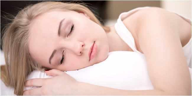 Buat rasa nyaman ketika tidur