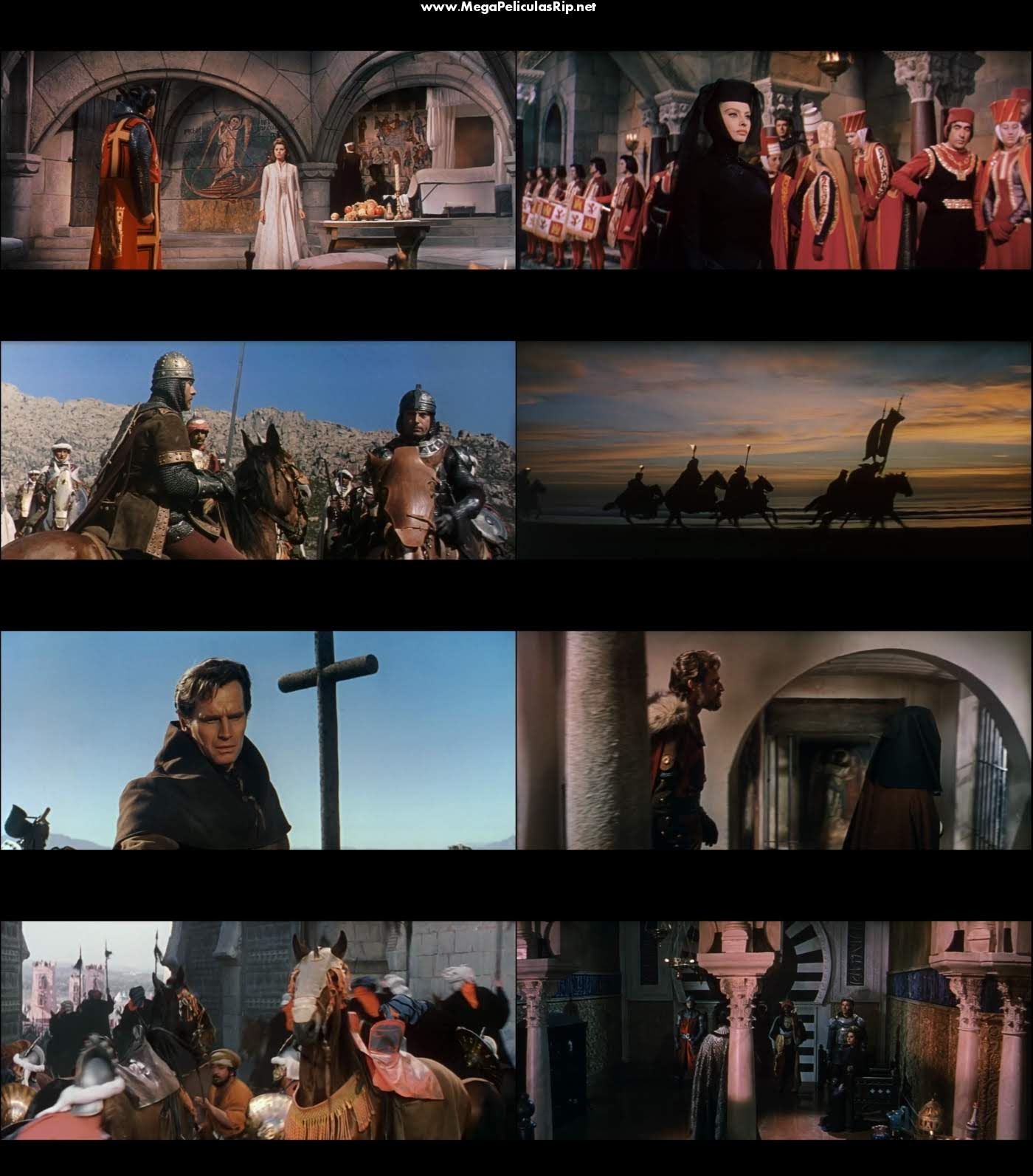 El Cid 1080p
