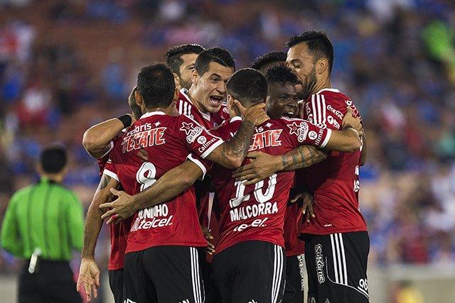 Xolos vencio 2-1 a Cruz Azul en partido de pretemporada