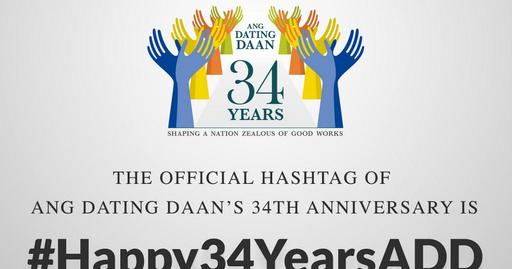 Ang dating daan 31st anniversary images