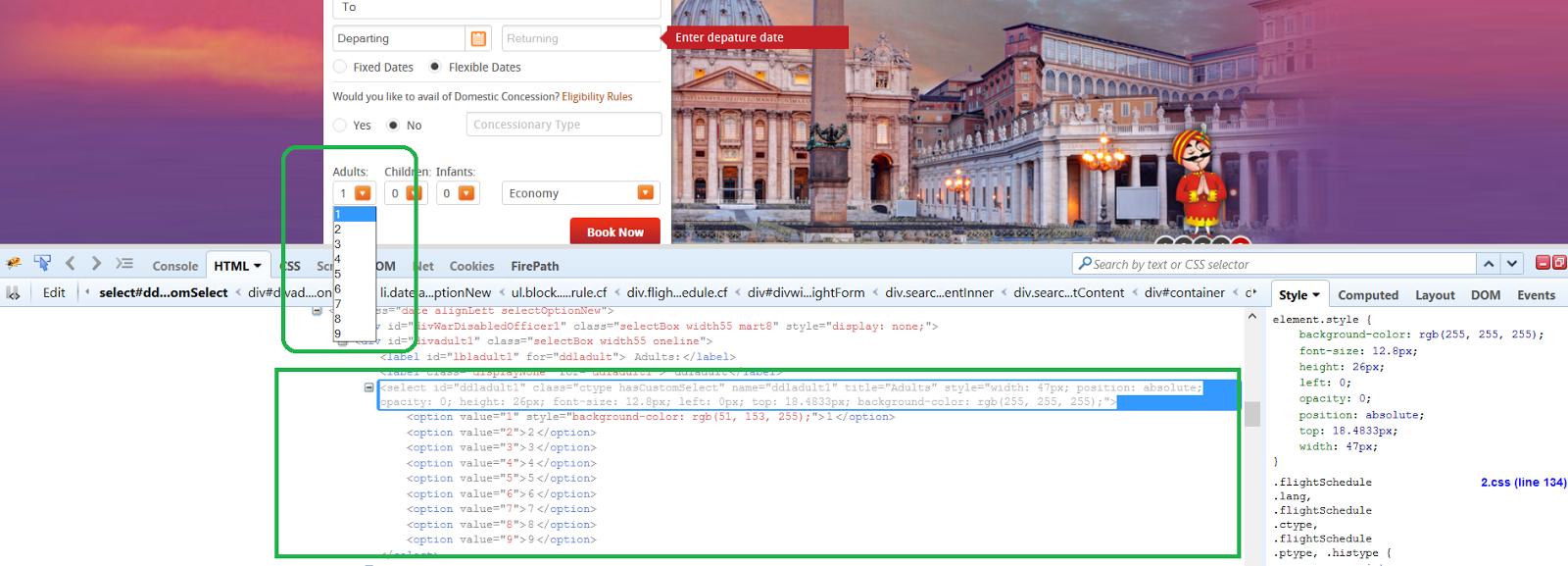 Selenium WebDriver: How To get Drop Down Values in Selenium