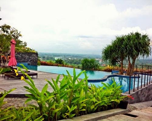 www.Tinuku.com Sumberwatu Heritage Resort in cultural and natural concept to Prambanan temple and Mount Merapi unitary landscapes